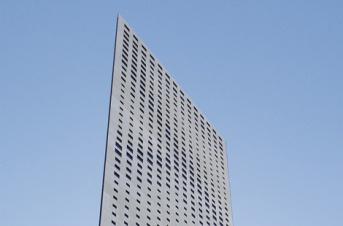 Built facade